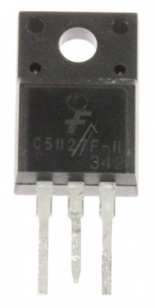 KSC5027F Tranzystor TO-220F (NPN) 1100V 3A 15MHz,0