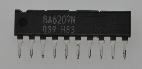 BA6209N Układ scalony IC,0