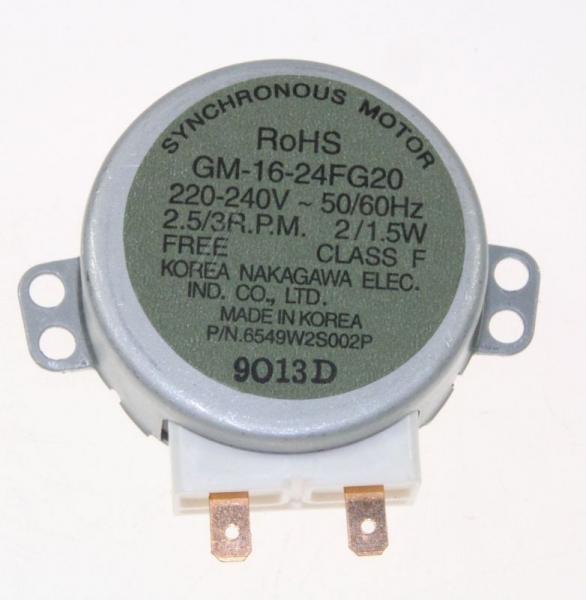 Silnik napędowy mikrofalówki 6549W2S002P,0