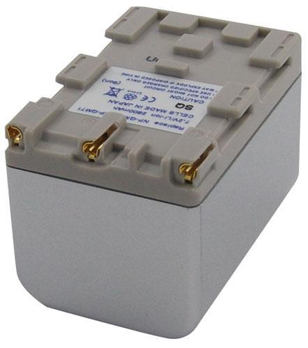 CAMCA72065 Bateria | Akumulator 7.2V 2800mAh do kamery,0