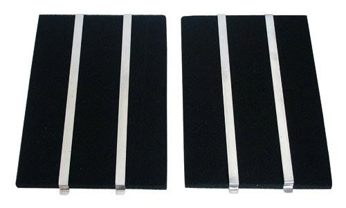 Filtr węglowy aktywny obudowie do okapu Fagor 74X4121,0