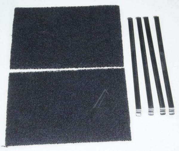 Filtr węglowy aktywny obudowie do okapu Fagor 74X4121,1