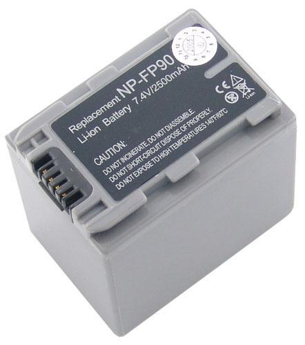 CAMCA72068 Bateria | Akumulator 7.4V 2500mAh do kamery,0