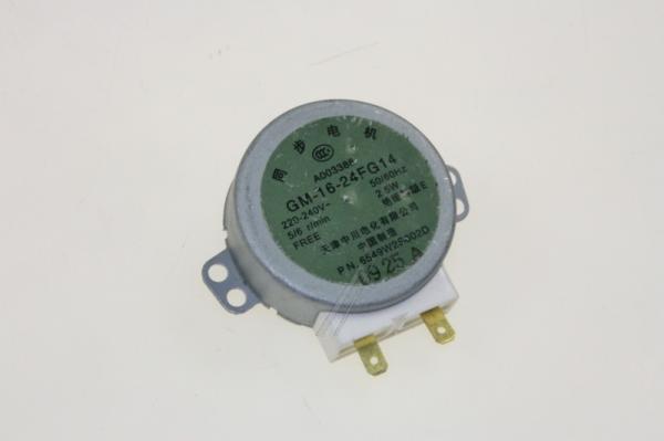 Silnik napędowy mikrofalówki 6549W2S002D,0