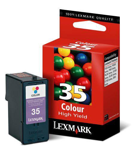 Tusz kolorowy do drukarki  18C0035E,0