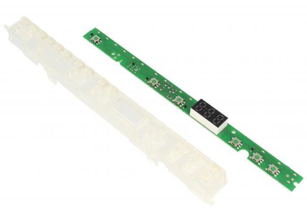 Moduł obsługi panelu sterowania do zmywarki 481072647161,0