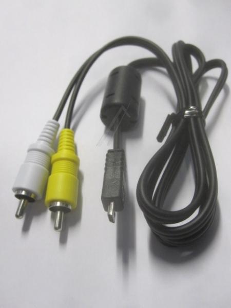 Kabel 1.8m CINCH - USB (wtyk x2/ mini wtyk) K1HY08YY0016,0
