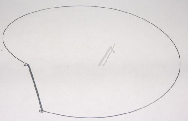 Opaska | Obejma fartucha (przednia) do pralki 481240118621,0