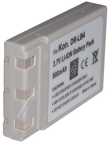 DIGCA37005 Bateria | Akumulator 3.7V 820mAh do kamery,0