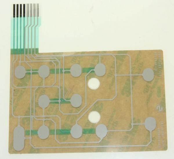 Klawiatura membranowa panelu sterowania do mikrofalówki 5219108100,0