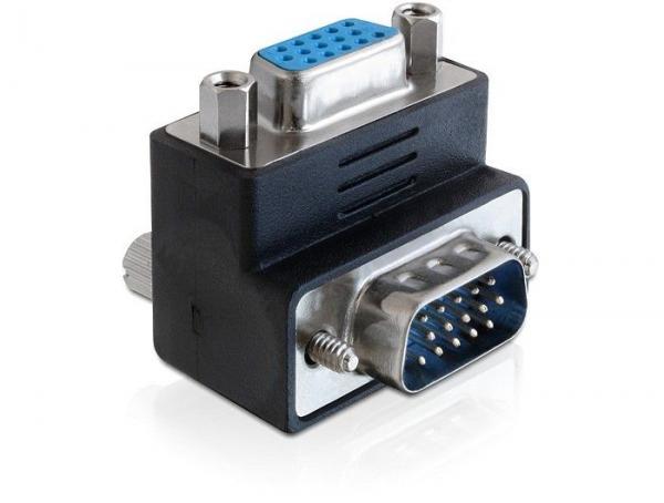 Łącznik VGA (wtyk/ gniazdo) 65247,1
