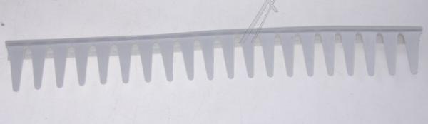 Grzebień półki na drzwi chłodziarki do lodówki 760390132,0