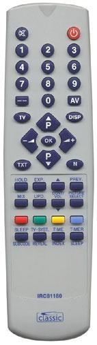 Pilot zamienny IRC81180,0