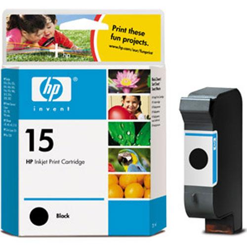 Tusz czarny do drukarki  C6615DE,0