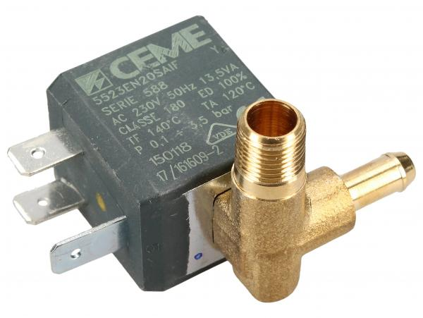 Elektrozawór pojedynczy do żelazka DeLonghi SC25020038,0