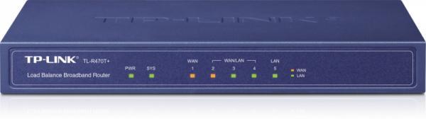 Router równoważący obciążenie pasma load balance TP-Link TLR470T,0