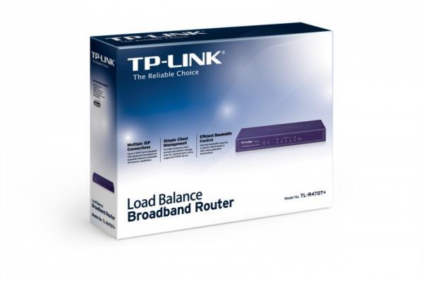 Router równoważący obciążenie pasma load balance TP-Link TLR470T,2