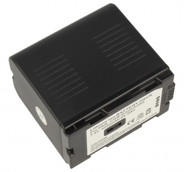 CAMCA74046 Bateria | Akumulator 7.2V 3300mAh do kamery,0