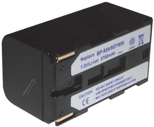 CAMCA72026 Bateria | Akumulator 7.2V 4400mAh do kamery,0