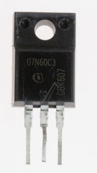 SPA07N60C3 Tranzystor Cool MOS (n-channel) 600V 7.3A 286MHz,0