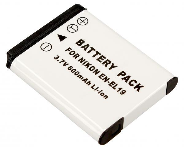 DIGCA37089 Bateria | Akumulator 3.7V 600mAh do kamery,0