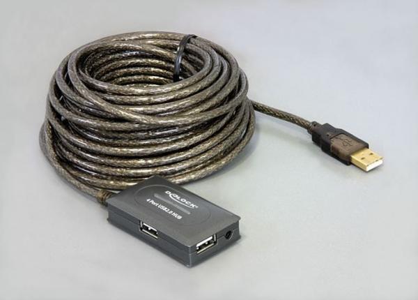 Hub USB A   (Aktywny) 82748,4