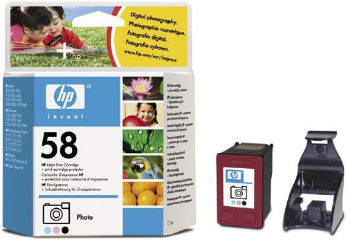 Tusz kolorowy do drukarki  C6658AE,0