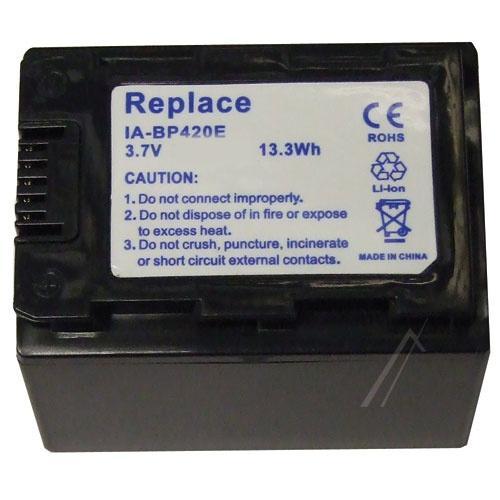 CAMCA37011 Bateria | Akumulator 3.7V 3600mAh do kamery,0