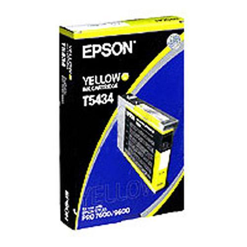 Tusz żółty do drukarki  C13T543400,0
