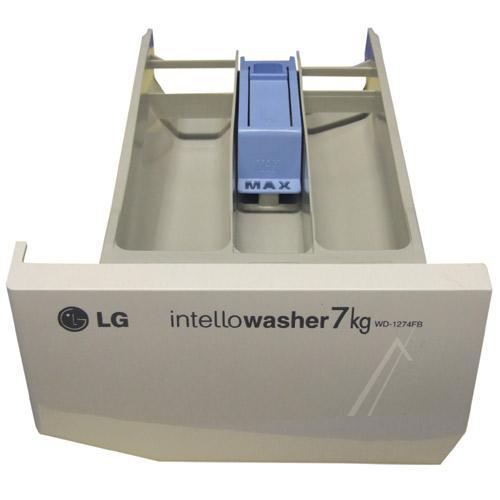 Szuflada na proszek (z frontem) do pralki LG 3721ER1026B,0