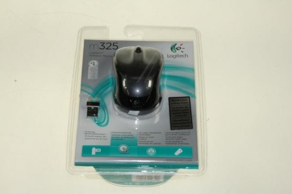 Mysz M325 bezprzewodowa Logitech 910002143,0