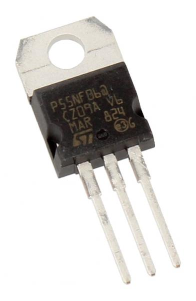 STP55NF06 Tranzystor TO-220 (n-channel) 60V 50A 125MHz,0