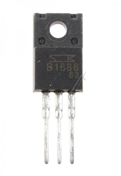 2SB1686 Tranzystor TO220F (PNP) 110V 6A,0