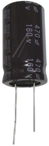 470uF   160V Kondensator elektrolityczny 105°C 30mm/22mm,0