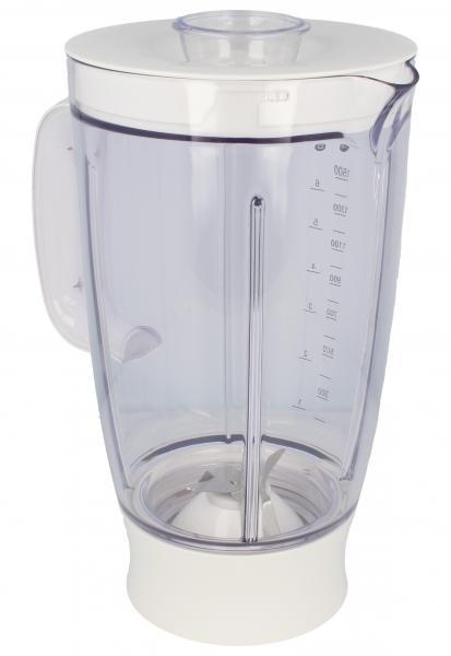 Dzbanek | Pojemnik akrylowy biały blendera kompletny do robota kuchennego Kenwood KW662494,0