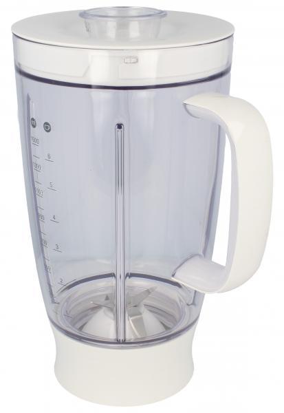 Dzbanek | Pojemnik akrylowy biały blendera kompletny do robota kuchennego Kenwood KW662494,1