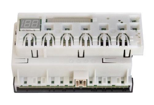 Programator   Moduł sterujący (w obudowie) skonfigurowany do zmywarki Siemens 00489607,0