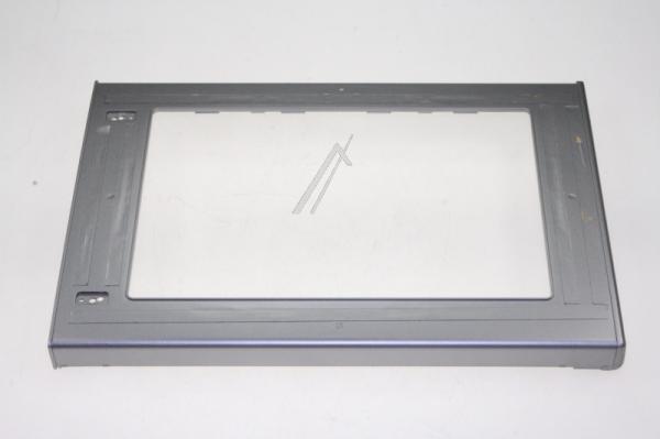 Front | Ramka przednia drzwiczek do mikrofalówki DE6400223A,0
