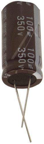 100uF | 50V Kondensator elektrolityczny 105°C 36mm/18mm,0