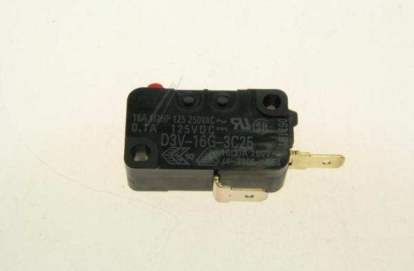 Mikroprzełącznik do mikrofalówki QSWMA147WRZZ,0