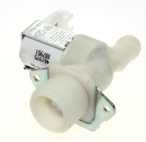 Elektrozawór pojedynczy do pralki Whirlpool 481227128506,0
