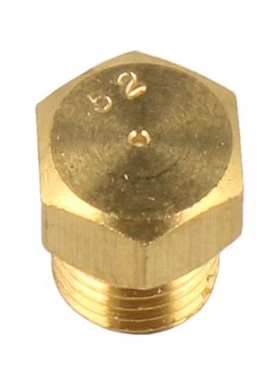 Dysza propan-butan palnika małego do płyty gazowej Indesit 482000027937,0