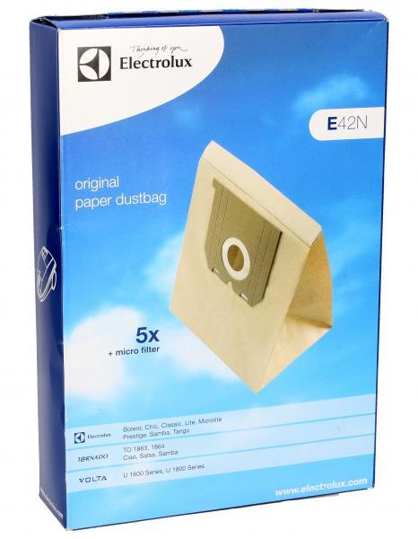 Worek do odkurzacza E42N Electrolux 5szt. (+filtr) 9001955781,0