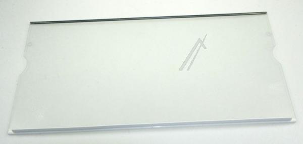 Szyba   Półka szklana chłodziarki kompletna do lodówki Liebherr 727190300,0
