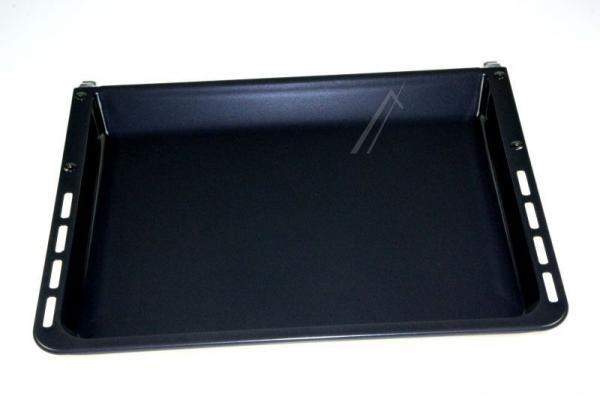Blacha do pieczenia głęboka (emaliowana) HZ342000 do piekarnika (460mm x 375mm) 00471885,0