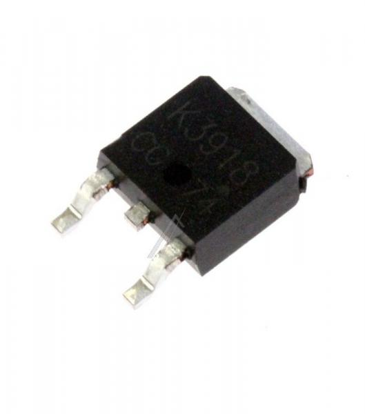 2SK3918 Tranzystor TO-252 (n-channel) 25V 48A 71MHz,0