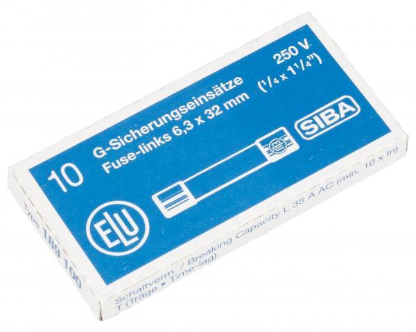 0.7A 250V Bezpiecznik zwłoczny (32mm/63mm) 10szt.,0