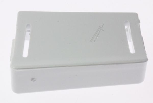 Zacisk listwy dekoracyjnej balkonika lewy butelki do lodówki 00424610,0