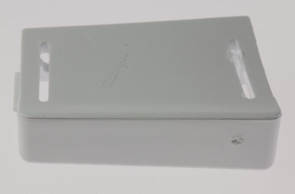 Zacisk listwy dekoracyjnej balkonika prawy butelki do lodówki 00424611,0