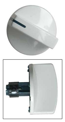Gałka | Pokrętło programatora do pralki 481241458198,0